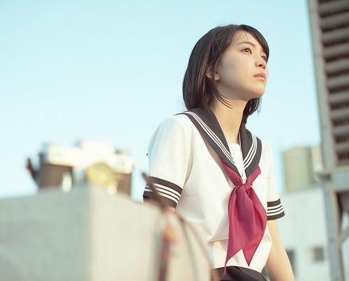Tokyo Shutter Girl | by toshi*