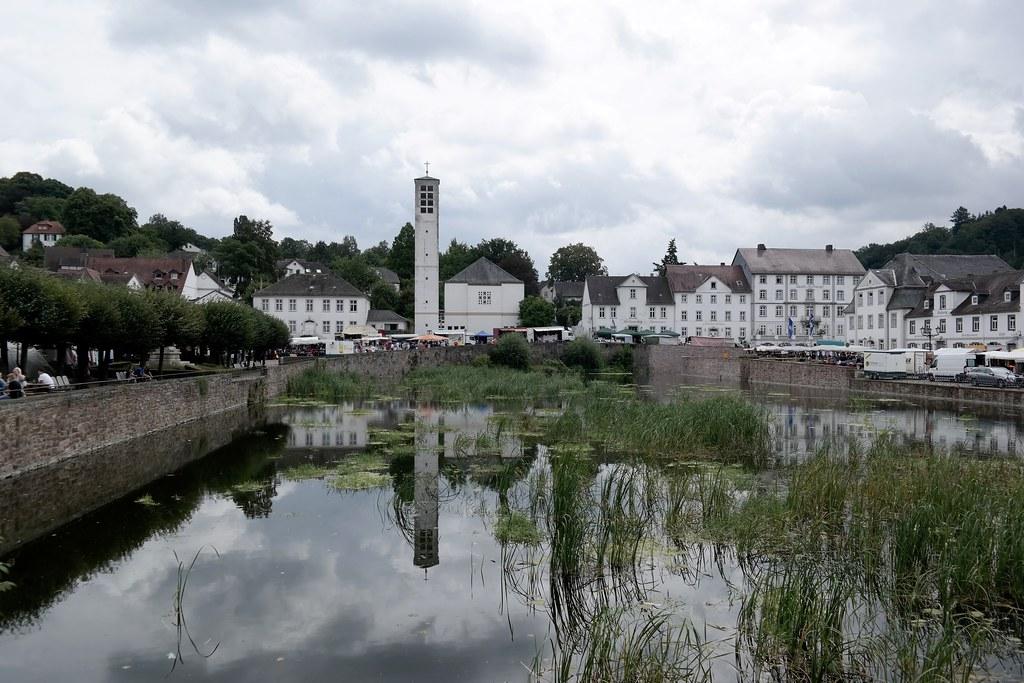 Bad Karlshafen Hafenbecken