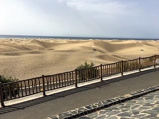 Gran Canaria - Maspalomas Dunes   by elsua