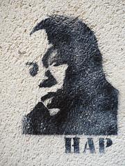 Stencil [Isle-sur-la-Sorgue, France]