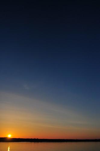 ri blue sky water yellow sunrise nikon rhodeisland nikkor f28 jamestown narragansett 2470mm d90