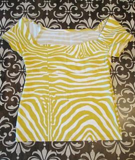 Sis Boom Meghan in Lauralee fabric, just needs elastic
