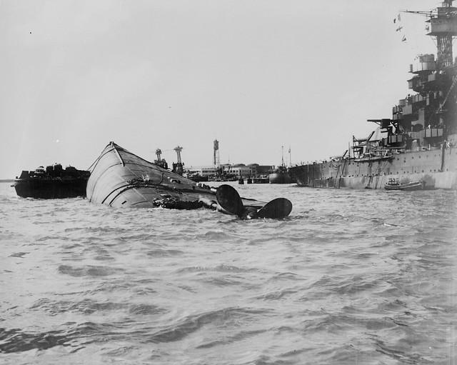 USS Oklahoma (BB46)
