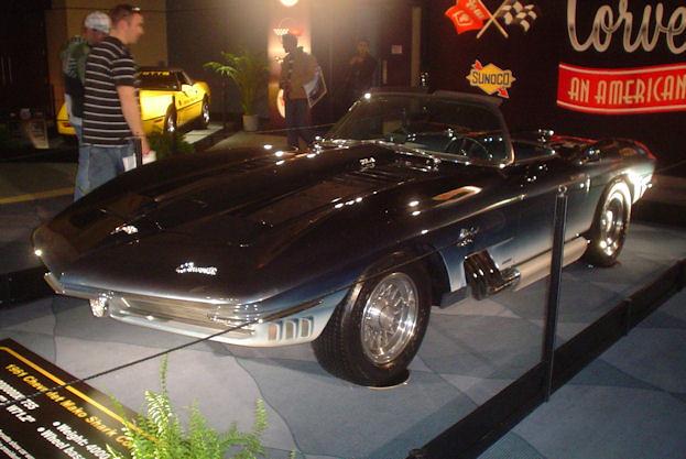 Corvette Mako Shark Concept Car