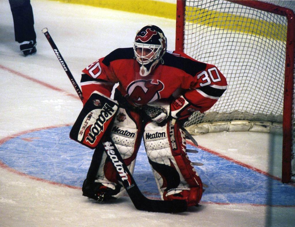 Martin Brodeur Devils Goaltender Martin Brodeur In Toronto Flickr
