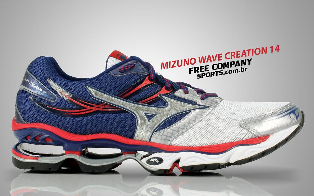 a7e39605917 ... Tênis Mizuno Wave Creation 14