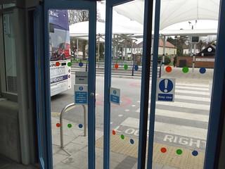 Stourbridge Interchange - automatic doors | by ell brown