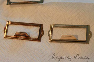 How-To Age Fake Brass | by anythingpretty