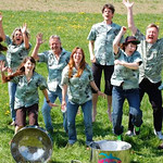 Übungswochenende 16. - 17. April 2011 im Pfadiheim in Kirchberg