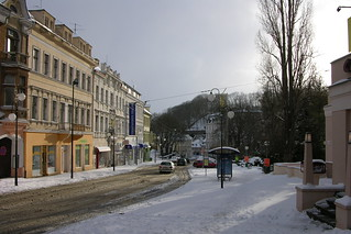 2007-01-27 Winter Time in Teplice