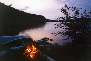 1988 Campfire and Canoe George Lake Killarney | by rgdaniel