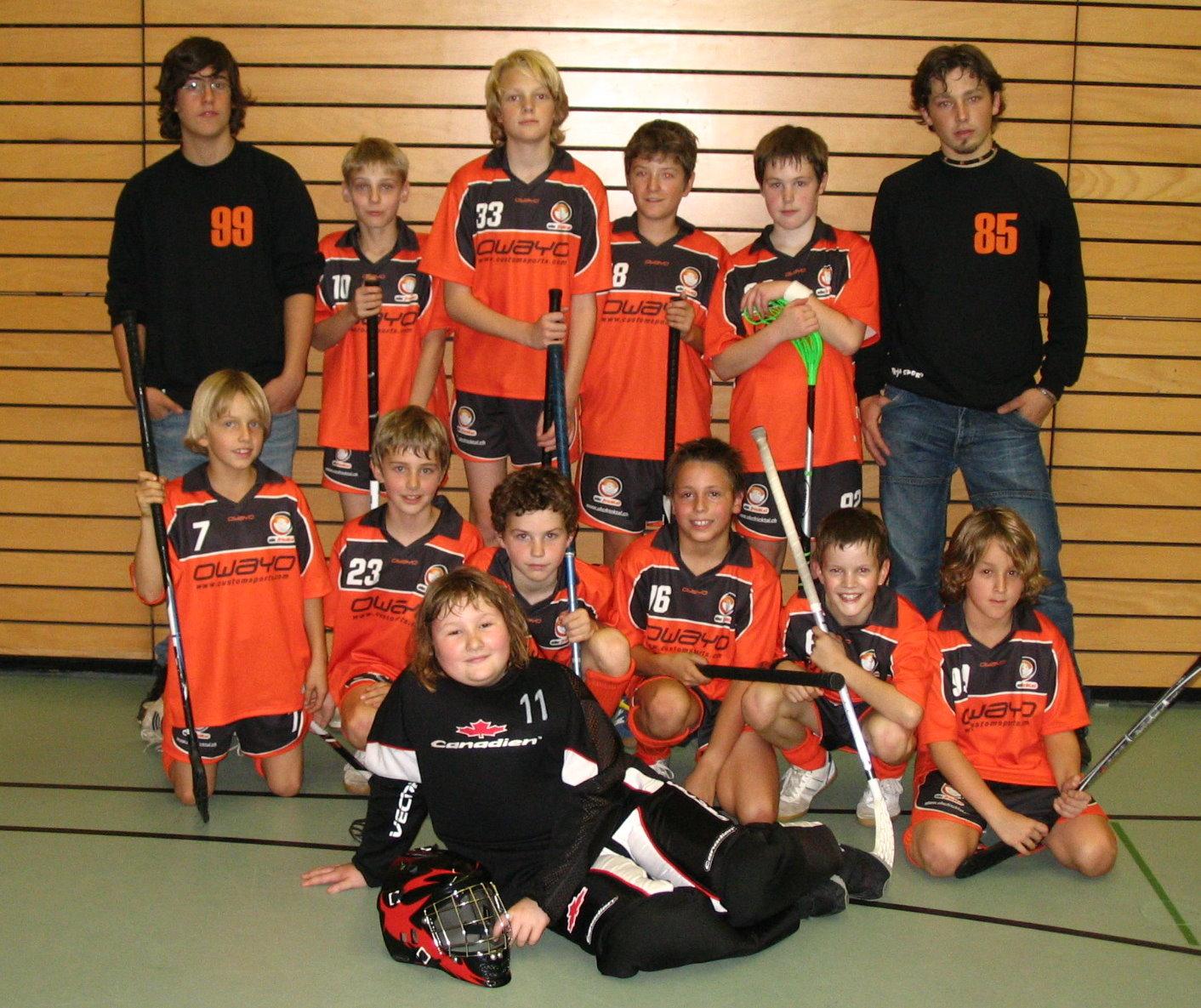 Junioren C (Saison 2005/2006)