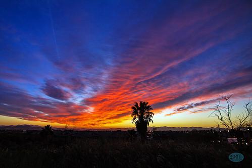 sunrise earlymorning whitneymesasouthwesttrail sunsetroad lasvegas