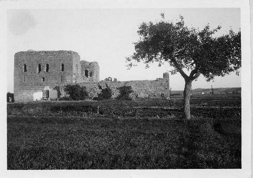 Palacio de Galiana hacia 1910. © Fondo Rodríguez. Archivo Histórico Provincial. JCCM. Signatura 01A-405