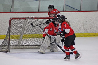 The 2012 Chicago Fury U14's vs Chicago Young Americans in the Illinois State Championships, game one of a possible three, at the Heartland Ice Arena, Lincolnwood, Illinois on March 7th, 2013.   by old06cphotos
