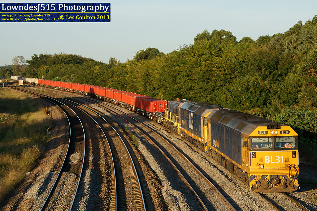 BL31, 8103 & 48209 at High St by LowndesJ515