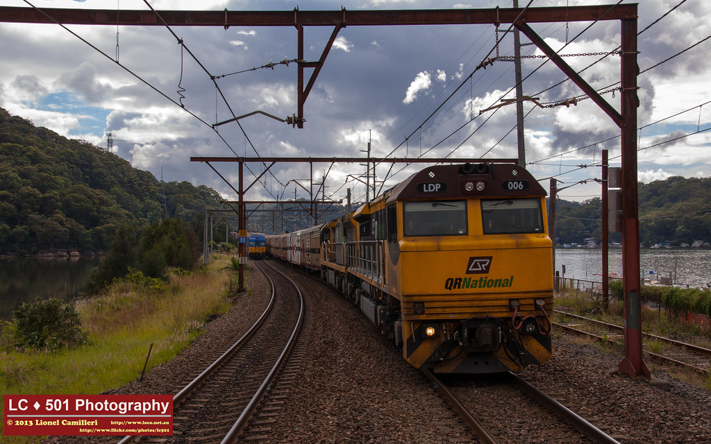 5BM7 at Hawkesbury River by LC501