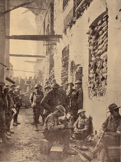 In Billets in Ypres