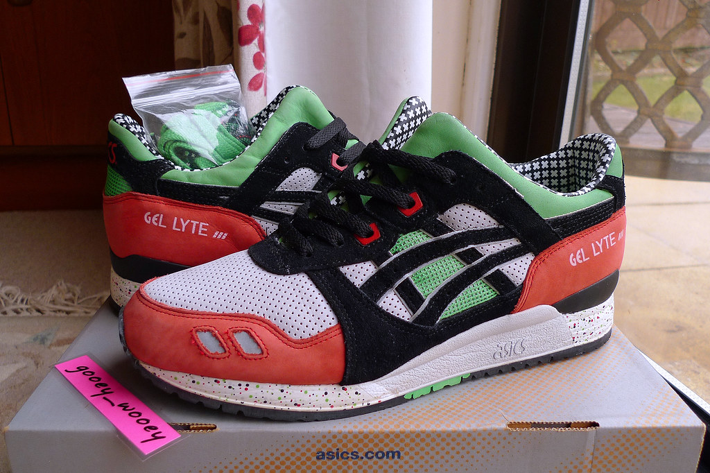 separation shoes 2f949 e1a47 Asics Gel Lyte III x Patta ('07). | happy as f**k to finally ...
