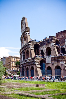 Colosseum Side