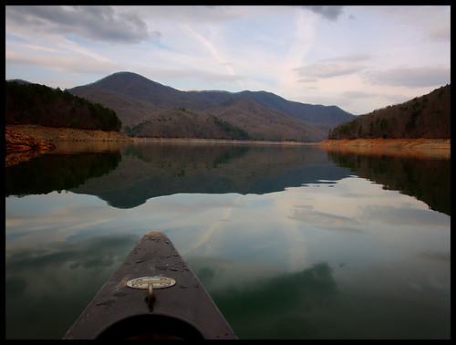 lake creek nikon north canoe hazel carolina fontana proctor d90 18105mm