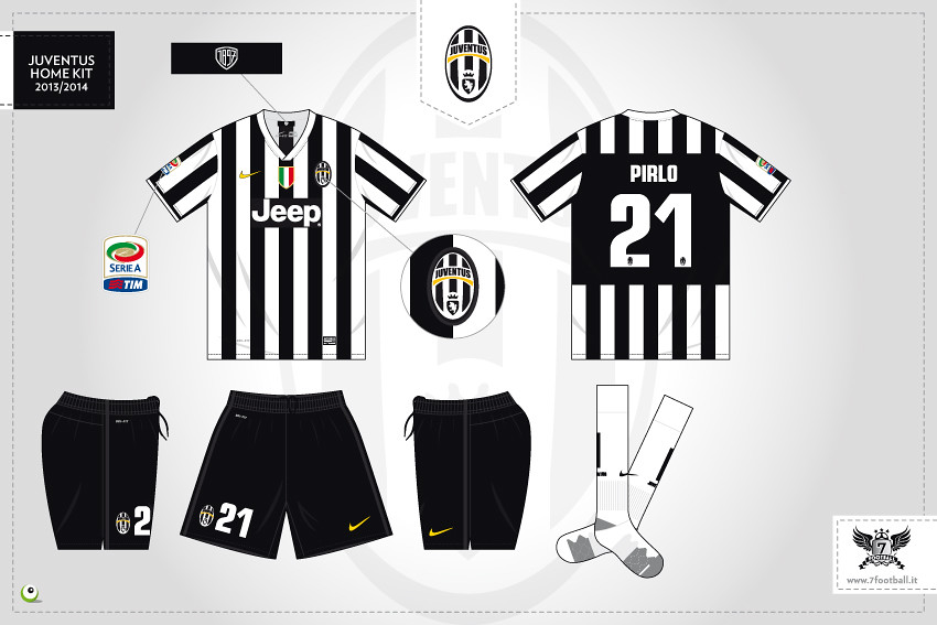 uk availability 119e3 108d0 Juventus home kit 2013/2014 | More images here www.7football ...