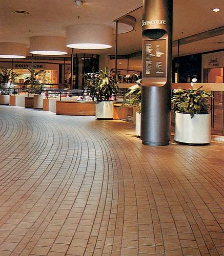 Bonaventure Mall Minnesota 1985