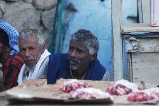 Men from Aden, Yemen