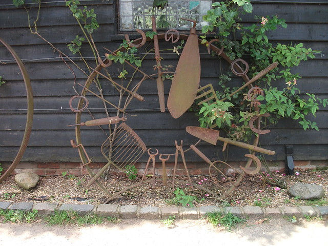 Agricultural Sculpture