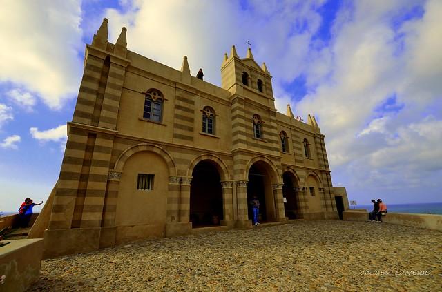 Chiesa S. Maria dell'Isola Tropea Vv