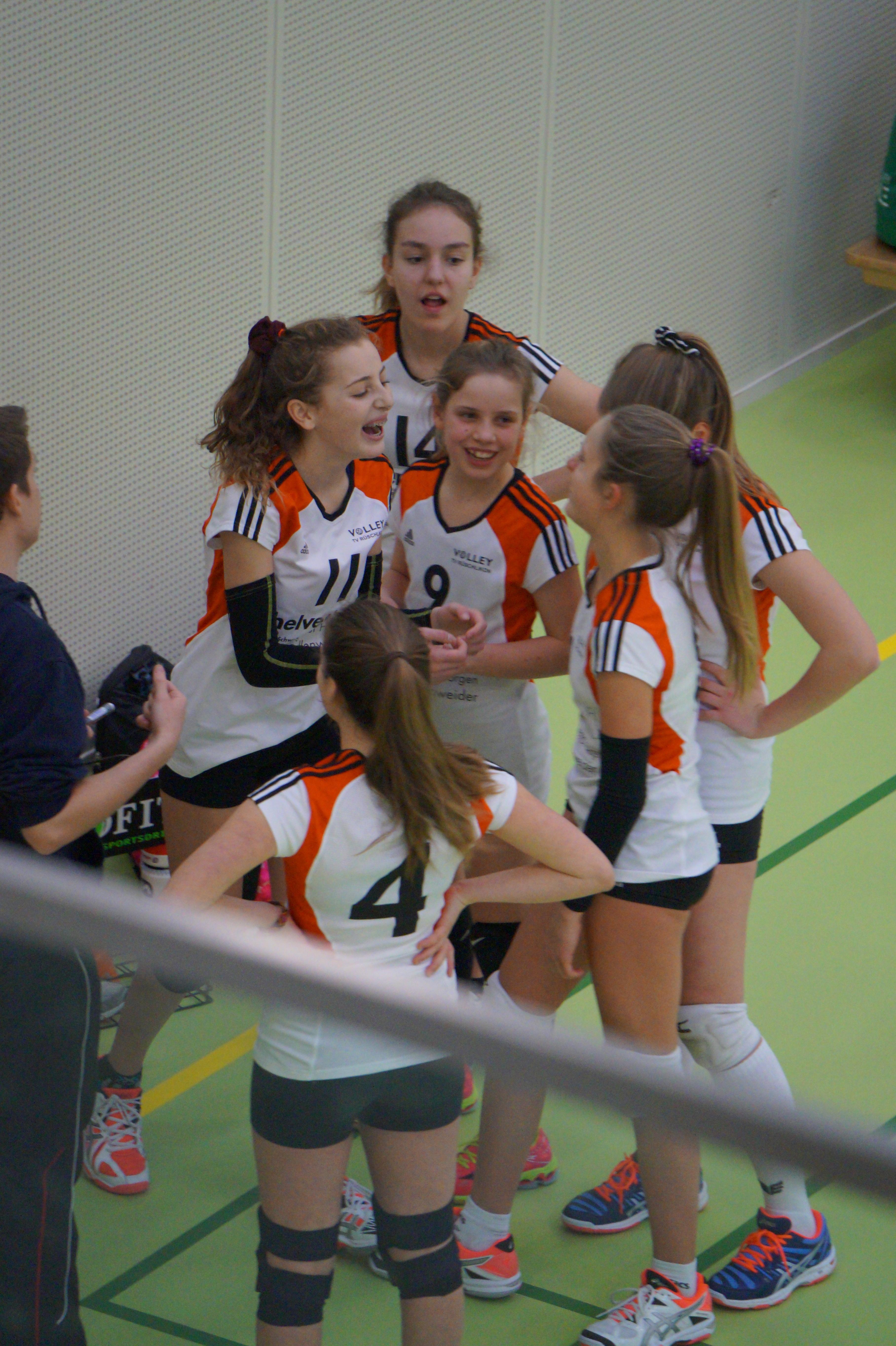 U15 Turniere (15/16)