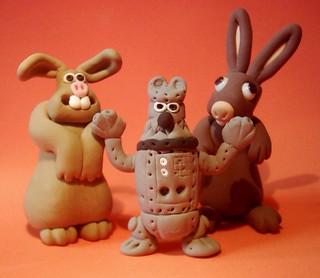 RoboDog & Rabbits