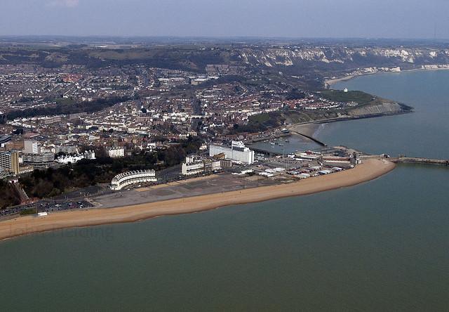 Folkestone Aerial