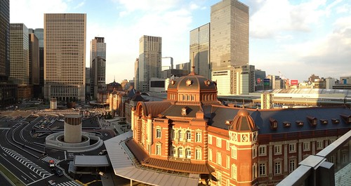 Tokyo Station | by toyohara