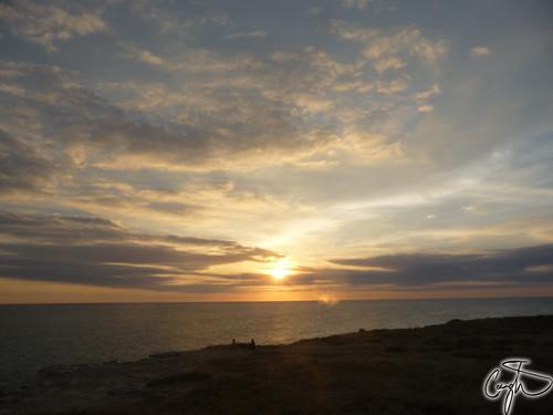 cloud beach clouds sunrise puertorico caborojo