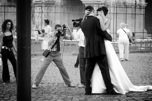 Newlyweds in mono (is better?) | by Jens Rost