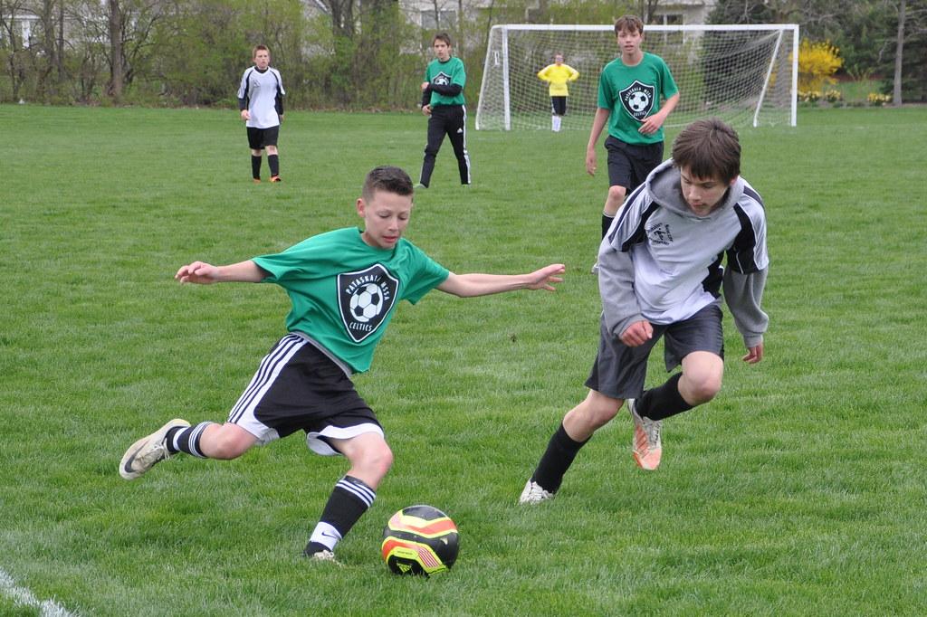 Benton soccer