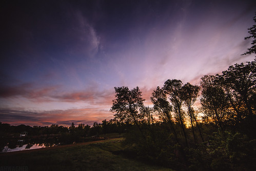california ca trees sunset nature colors clouds sunrise canon landscape eos mirror pond pretty scenic norcal westcoast redding f28 14mm 14l f28l simpsonuniversity 5dmkiii 5dmk3 5d3 5dmarkiii 5dmark3