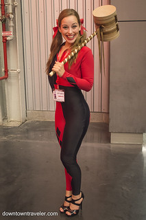 NY Comic Con Womens Costume Harley Quinn | by Downtown Traveler