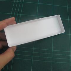 วิธีทำกล่องกระดาษสำหรับใส่ของเป็นลายดอกไม้ (Botanical paper box DIY printable template) 008