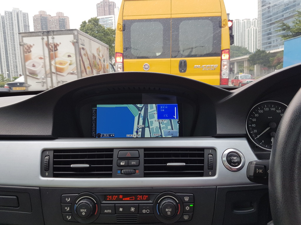 BMW E90 3-Series NBT Retrofit - Navigation | Retrofit Enquir