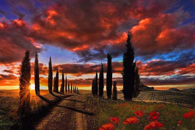 Magical Val d'Orcia
