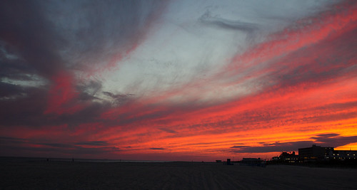 sunset sky clouds red capemay landscape canon24mmf28stmlens