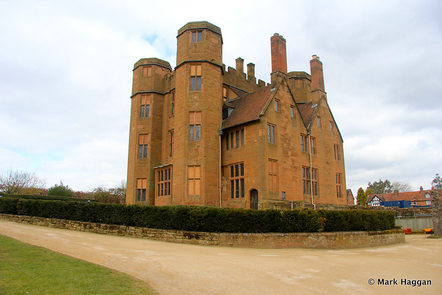 The Gatehouse at Kenilworth Castle