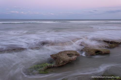 ocean beach florida atlantic atlanticocean rockycoast rockycoastline floridabeach floridacoast