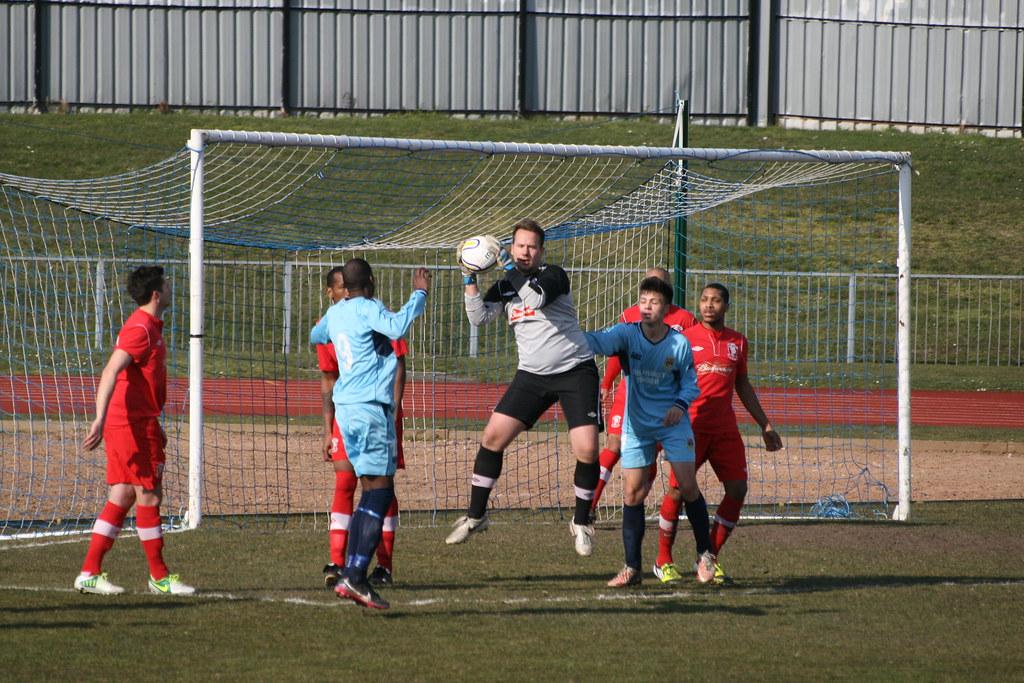 Croydon v Wembley 05/04/2013 (0-2)