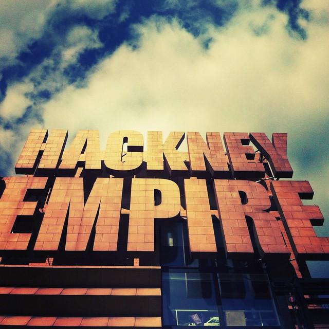 UK - Hackney Empire