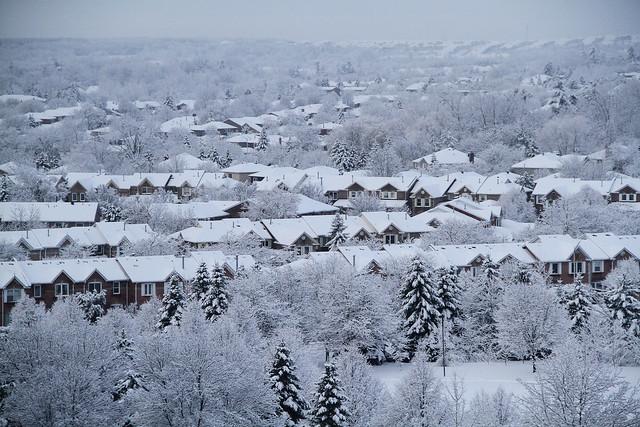 Richmond Hill Winter