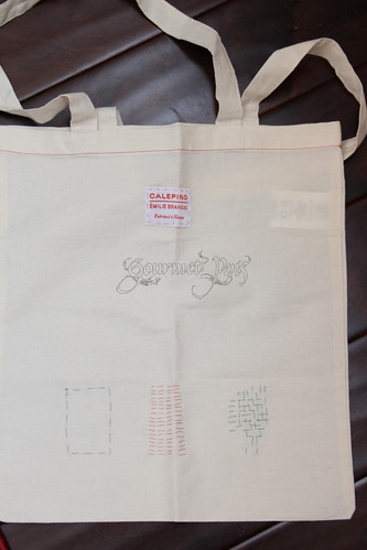 Calepino Bag from Steve | by GourmetPens