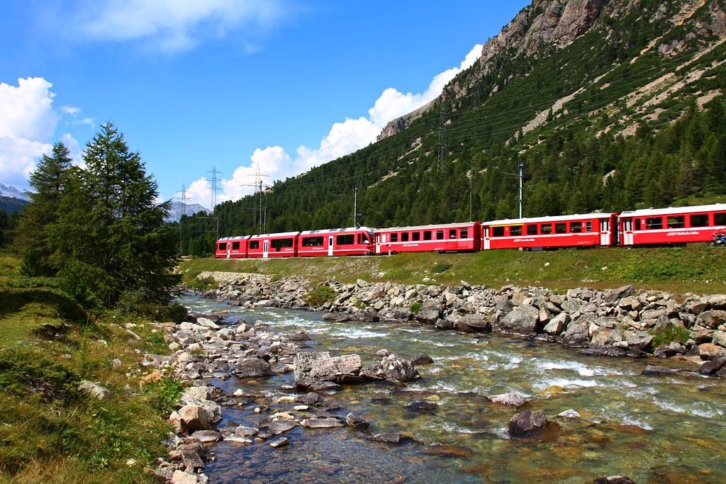Via Bernina 1 St Moritz - Ospizio Bernina 74